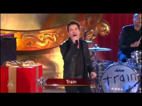 Train - Shake up christmas (Christmas in Rockefeller Center 2017)
