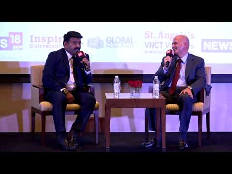 Navin Valrani - Highlights of 30th INSPIRING CONVERSATIONS. Interviewed by Agnelorajesh Athaide