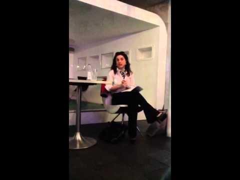 Literary agent, Lorella Belli talks to London Writers' Club