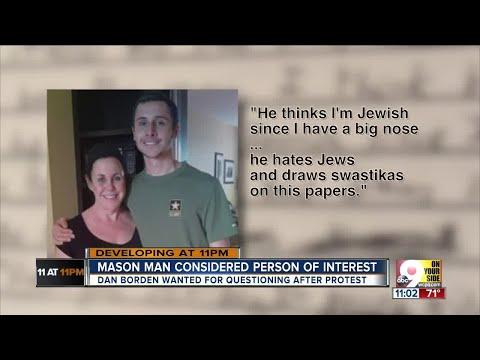 Classmates say Charlottesville person of interest was anti-Semitic