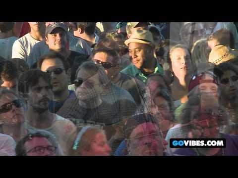 "Strangefolk Reunion Perform ""Sinner"" at Gathering of the Vibes 2012"