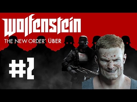 "Wolfenstein The New Order Part 2 ""Über Betty"""