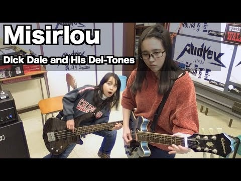 Misirlou - Dick Dale and His Del-Tones - cover