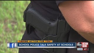 Hillsborough County Schools talk safety following shooting in Washington state