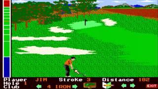 AMIGA Mean 18 Ultimate Golf AMIGA OCS Accolade a 1986 adf zip