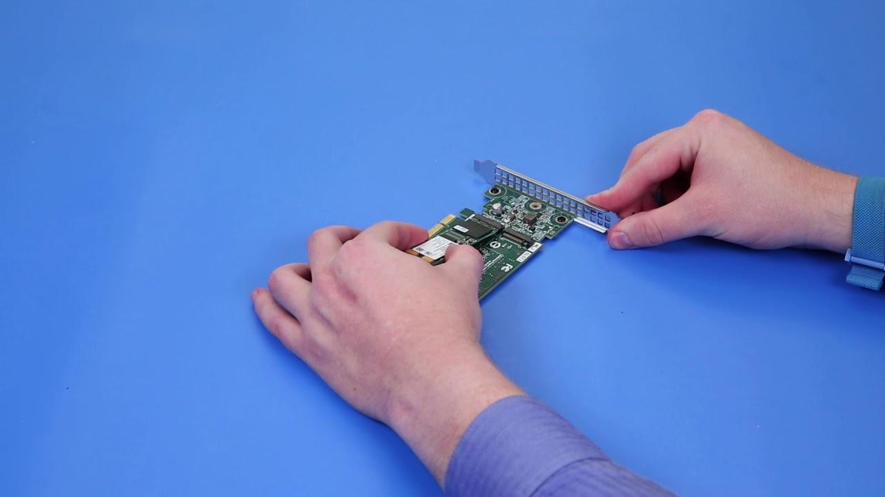 Dell EMC PowerEdge T440: Remove/Install M 2