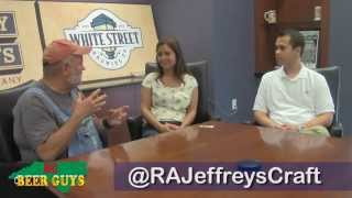 NCBeerBuzz - R.A. Jeffreys Distributing Co, Raleigh