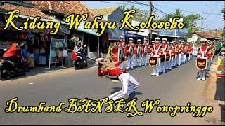 Download lagu Ini Baru Keren | Drumband BANSER Serasa Taruna AKPOL - Kidung Wahyu Kolosebo | Mayoretnya Keren