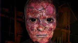 Burned Alive - Makeup Tutorial!