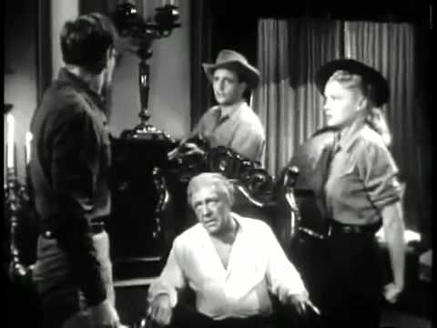 THE BUSHWHACKERS 1951 John Ireland, full movie