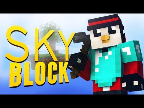 Minecraft Sky Block - Palatul De Piatra! [Ep.2]