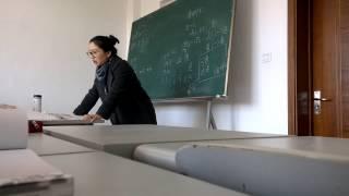 Урок китайского языка в китайском универе. Далянь 2015