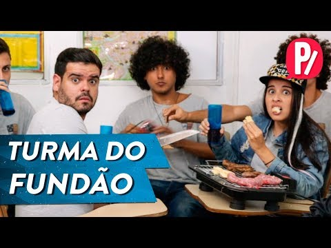 TURMA DO FUNDÃO | PARAFERNALHA