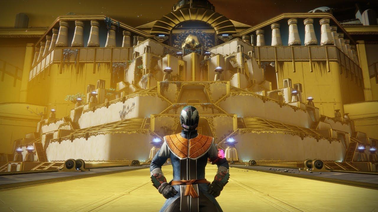 destiny 2 leviathan raid solo