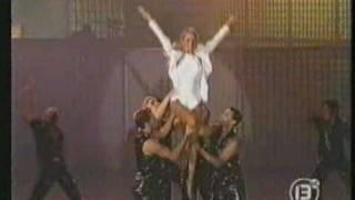 Festival De Viña 2000 - 1era Noche - Obetura - Cecilia Bolocco