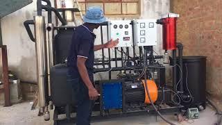 Repower 30KW Gasifier