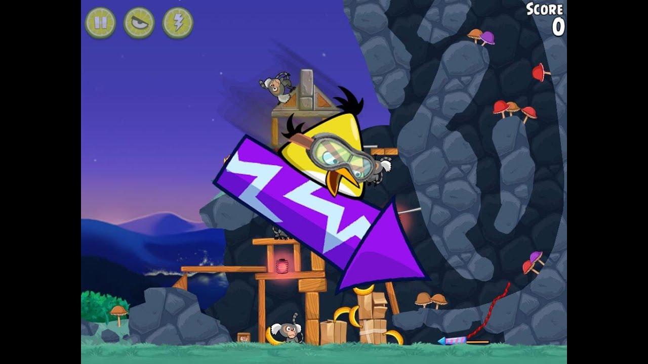Angry Birds Rio Mod Apk Revdl