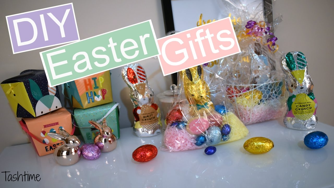 Diy easter gifts 2017 tashtime youtube diy easter gifts 2017 tashtime negle Gallery
