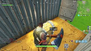 Fortnite cyberpowerpc game play with FPS
