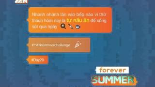 yan summer challenge - day29