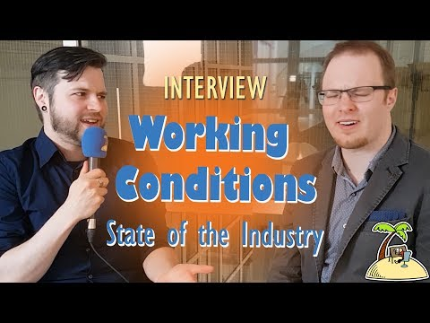 Working Conditions of the VFX/Animation Industry - Interview