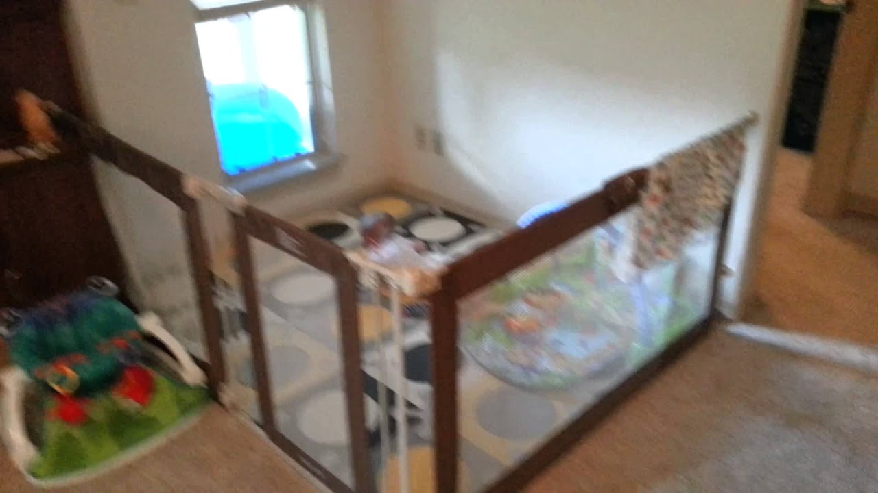Nice Jaxons Play Area In The Living Room   YouTube