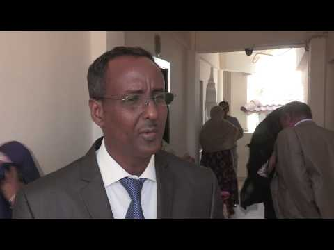 Conference on State Formations Takes in Mogadishu, 5th - March - 2015