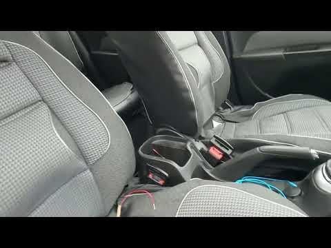 установка светодиодной ленты под ноги на шевроле круз (подробно)