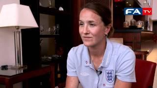 Casey Stoney On The Spot | FIFA Women