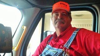 Talking sleep apnea, fatigue research and more with trucker Bob Stanton
