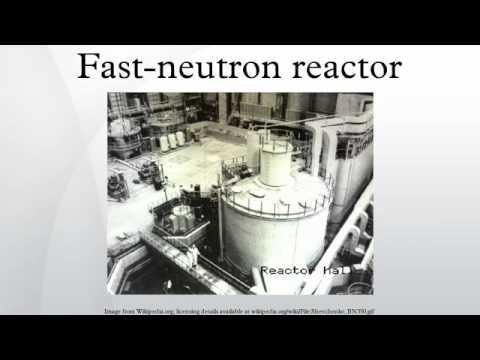 Fast-neutron reactor