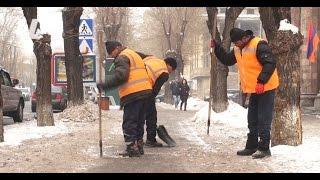 Եթե ձյուն մաքրելը դառնա քաղաքացիների պարտականությունը