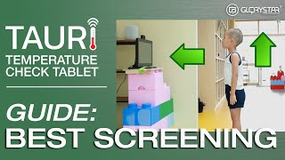 TAURI Temperature Check Tablet Best Screening Guide