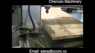 Wood Door Making Cnc Router Machine