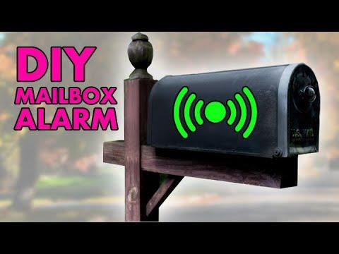 🚨DIY Mailbox Alarm🚨