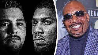 Leonard Ellerbe: ANDY RUIZ Just a BETTER FIGHTER than Anthony Joshua!
