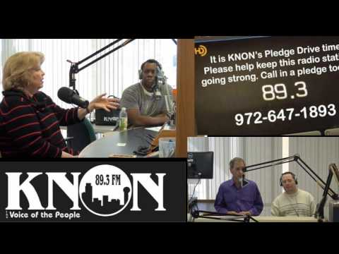 Knon 89.3, Lambda Weekly 2015.11.08 with Candy Marcum , Lerone & David Taffet