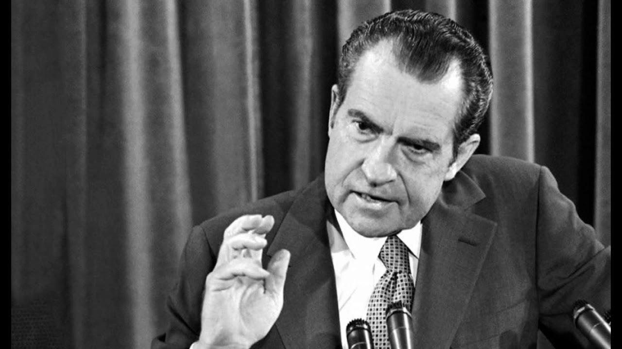 United States v. Nixon - Rostron class video