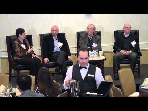 CONNECTpreneur Feb 18, 2014 Panel of VCs and Investors Discuss Early Stage Investment Trends