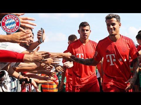 Eine Stadt steht Kopf: Das Traumspiel in Vilshofen | Inside FC Bayern