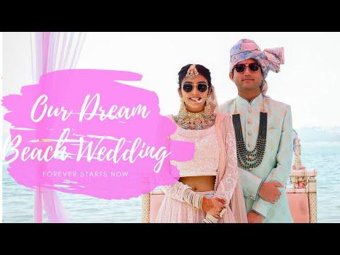 Our Dream Beach Wedding Movie HD/Shuchita Sharan & Shashank Sahay/LenseyeziaProduction