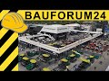 Wirtgen Group Neuheiten & Skywalk - Walkaround @ bauma 2016 -  4K / UHD