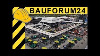 Wirtgen Group Neuheiten & Skywalk - Walkaround @ bauma 2016 -  4K / UHD