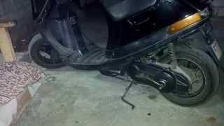 Suzuki #4 sepya . Motor soqol ta'mirlash .moy nasosi