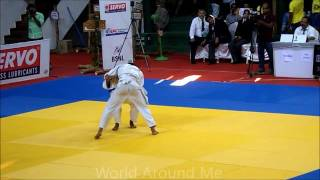 Judo Competition Of National Games