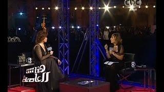 بالفيديو..إلهام شاهين: لهذا السبب وافقت علي عرض 'يوم للستات' في 'القاهرة السينمائي'