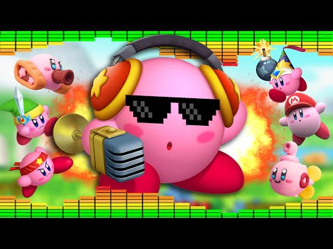 Kirby's Adventure In Trapland