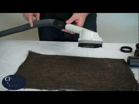 How To Use Kirby Vacuum Zipp Brush Attachment Sentria Zip