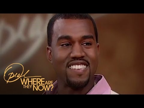 #TBT: Kanye West Predicted His Fame | Where Are They Now | Oprah Winfrey Network