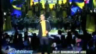 Bakit Ngayon Ka Lang - Piolo Pascual, UST Choir & AOS Orchestra [10]
